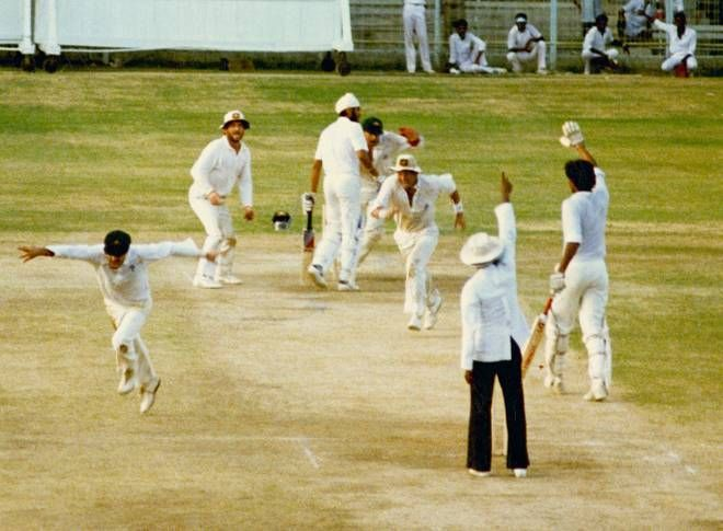 Tied Matches in the History of Test Cricket