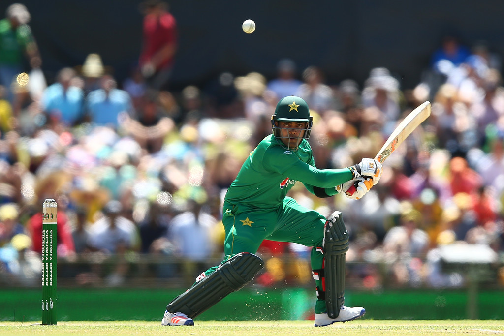 Test batsman Umar Akmal and his two brothers Kamran Akmal and Adnan Akmal have also played Test cricket for Pakistan.