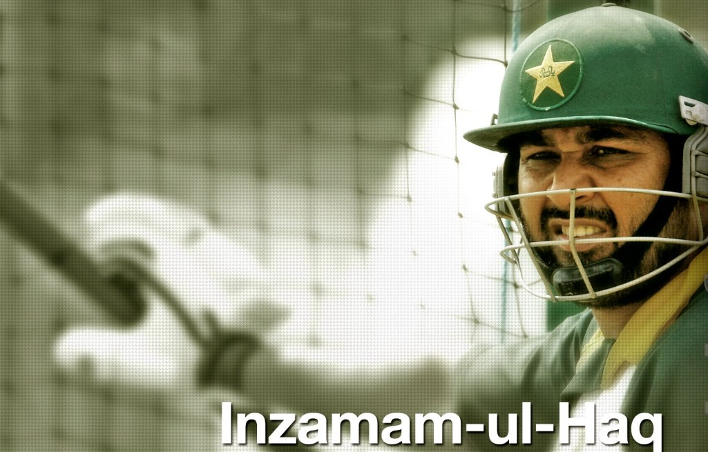 Inzamam-ul-Haq is a great batsman not only in Pakistan but also in the world of cricket.