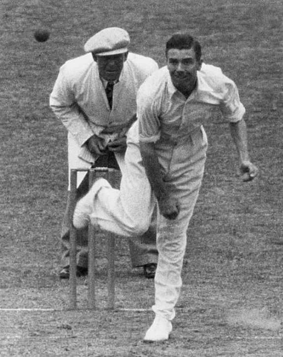 Many cricketers grew up on tales of Doug Wright born on August 21st, 1914, and his brilliance as a legspinner for Kent and England.