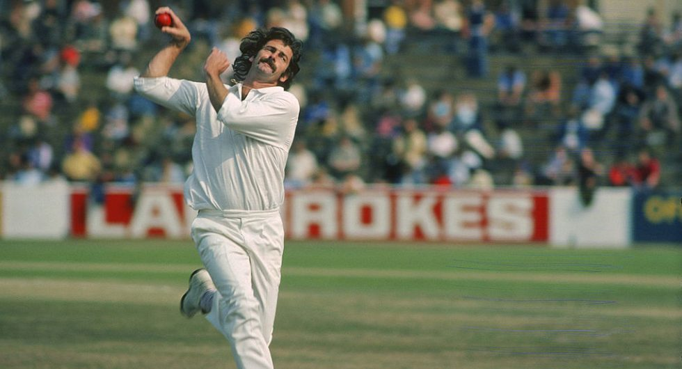 When Lillee retired from Test cricket in 1984 against Pakistan, he had more wickets to his name – 355 at 23.92