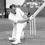 John Reid New Zealand Batsman Coming in at 2 down vs Ind at Calcutta in '65, he hit 4 sixes off the first 10 balls he faced!