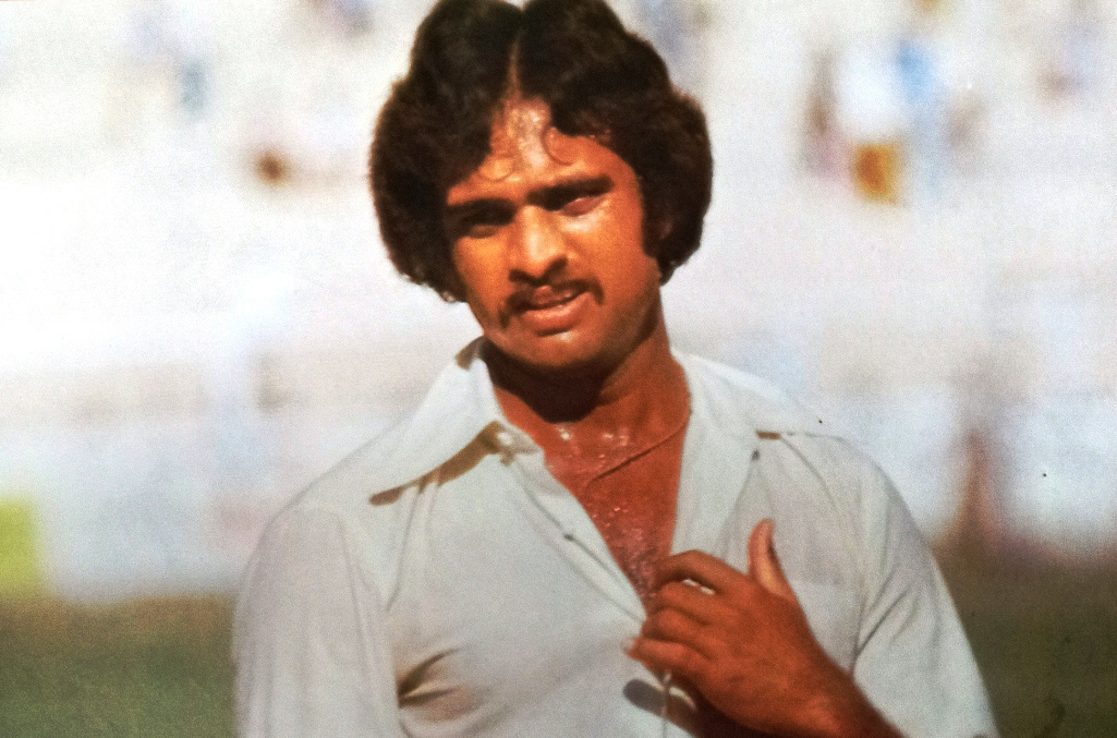 India -vs England 5th Test - Yashpal Sharma plays a magnificent 144 in the first inning.