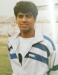 In the domestic circuit, Mujahid Jamshed was a very successful and prolific batsman, having scored plenty of runs for several teams.
