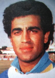 Iqbal Sikander played 4 ODI's for Pakistan and took 3 wickets with the best of 1 for 30.
