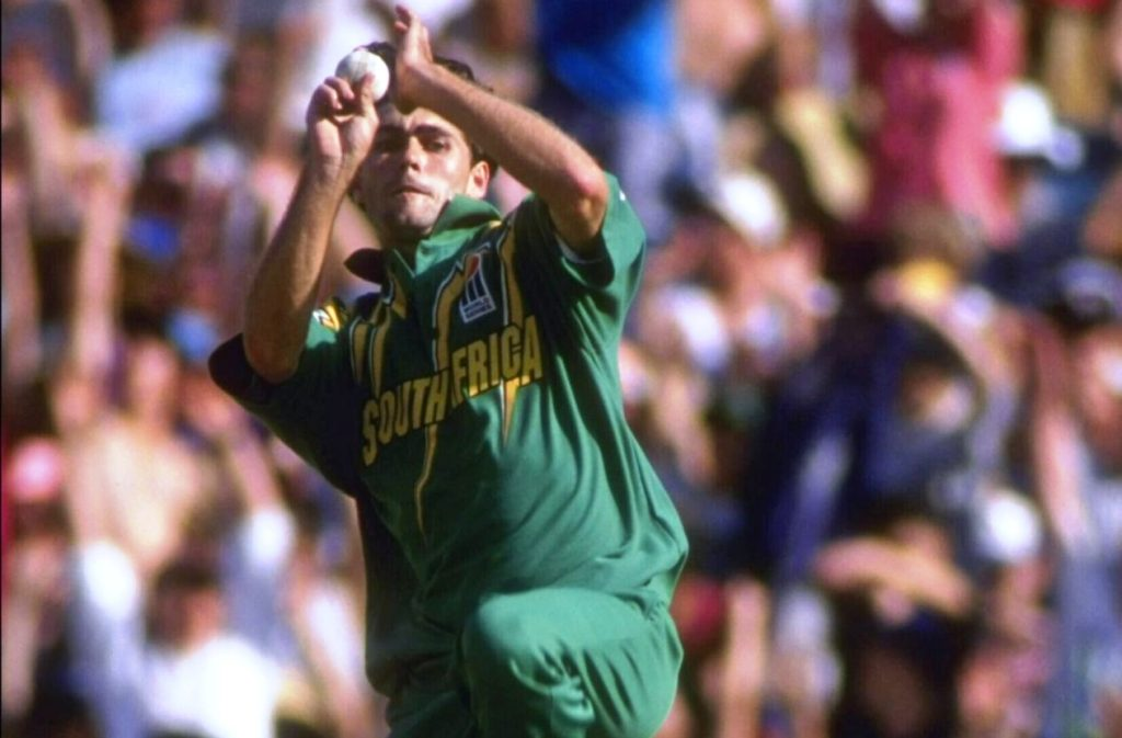 In 1993-94, he took his career-best 5 for 40 in an ODI against Australia at Melbourne Cricket Ground in the Benson & Hedges World Series.