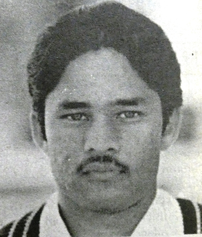 Shadab Kabir was Pakistan's left-handed opening batsman, who played five Test matches and three ODI's between 1996 and 2002.